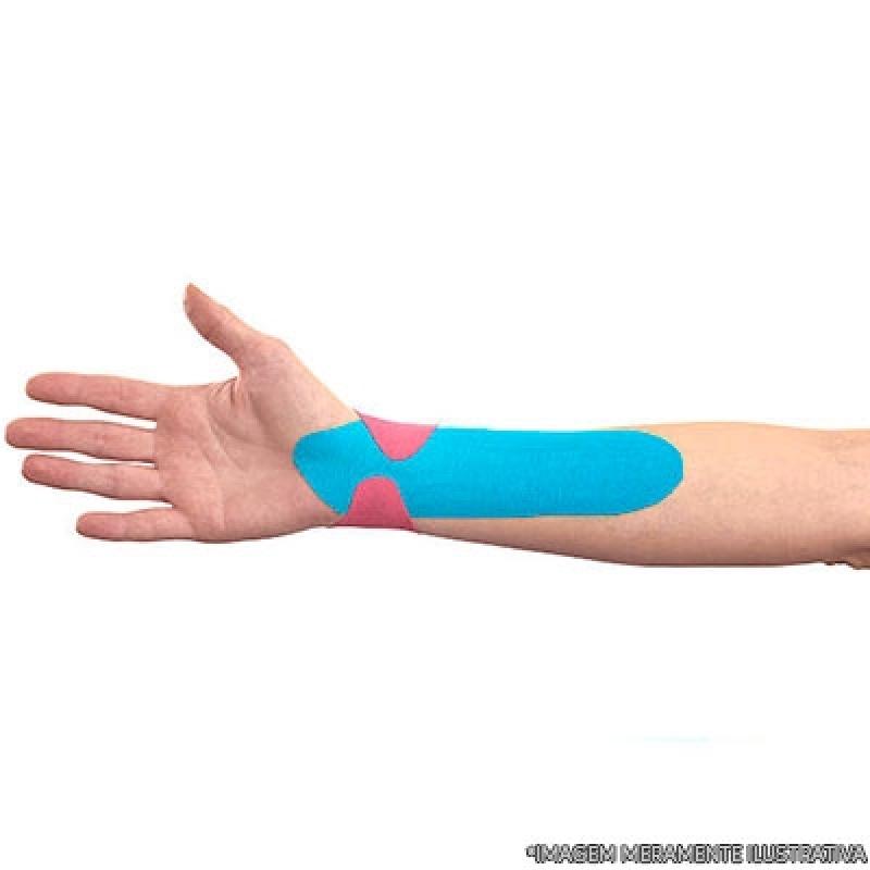 bandagem de compressão de varizes
